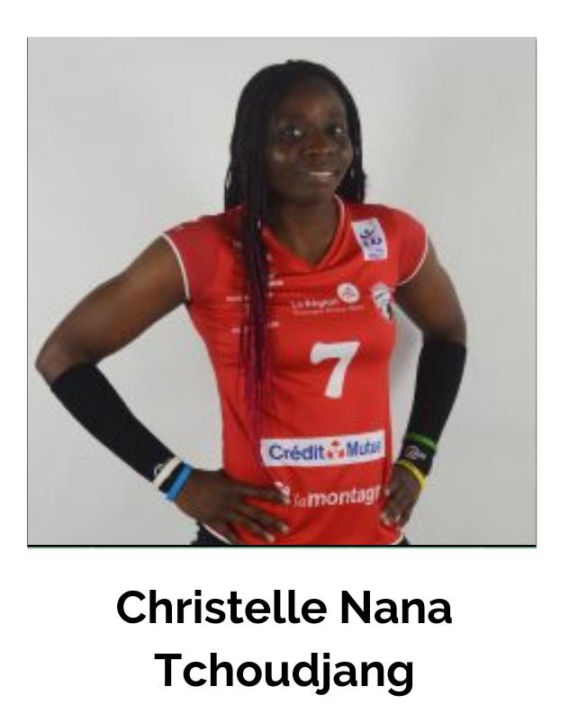 Christelle Nana Tchoudjang