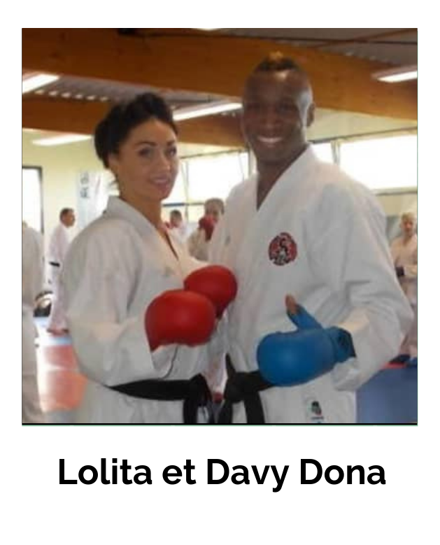 Lolita et Davy Dona