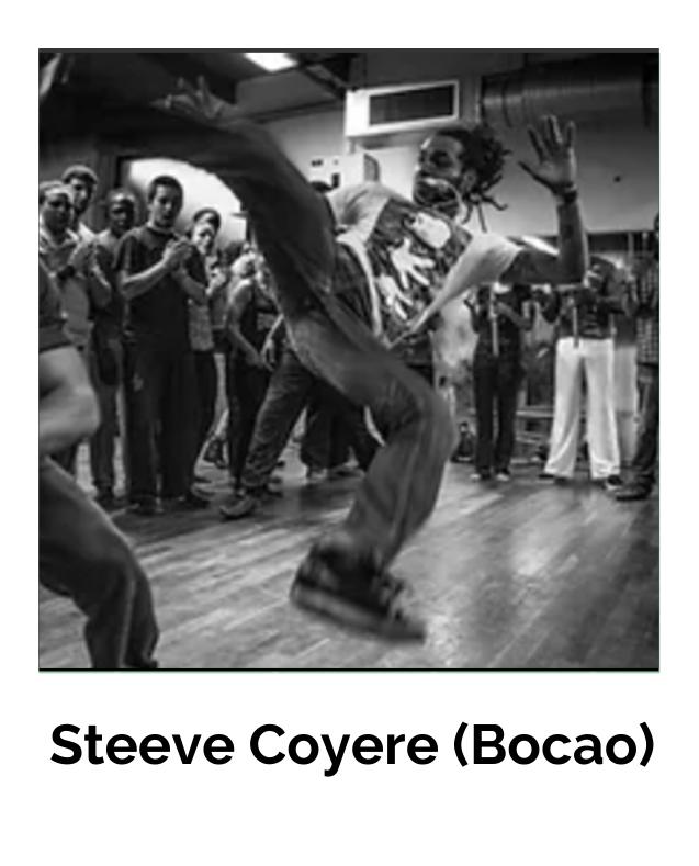 Steeve Coyere