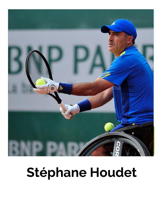 Stéphane Houdet