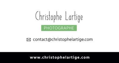 Logo Christophe Lartige