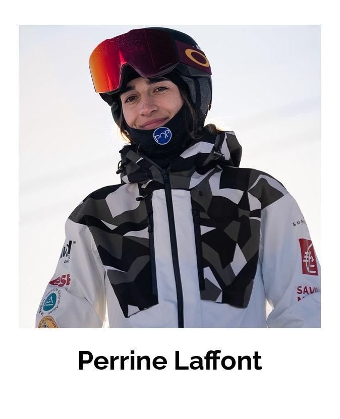 Portrait de Perrine Laffont, championne de ski acrobatique