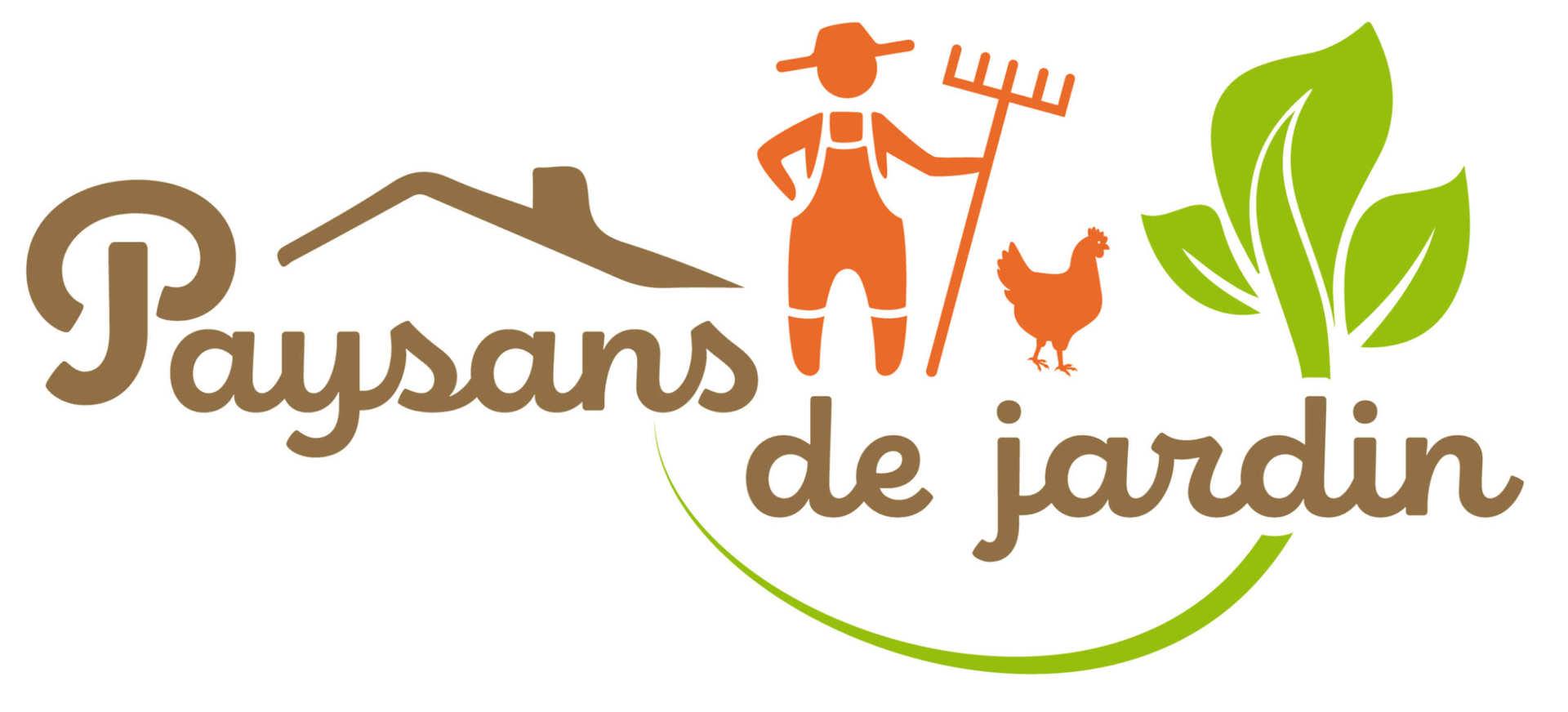 Logo Paysans de jardin