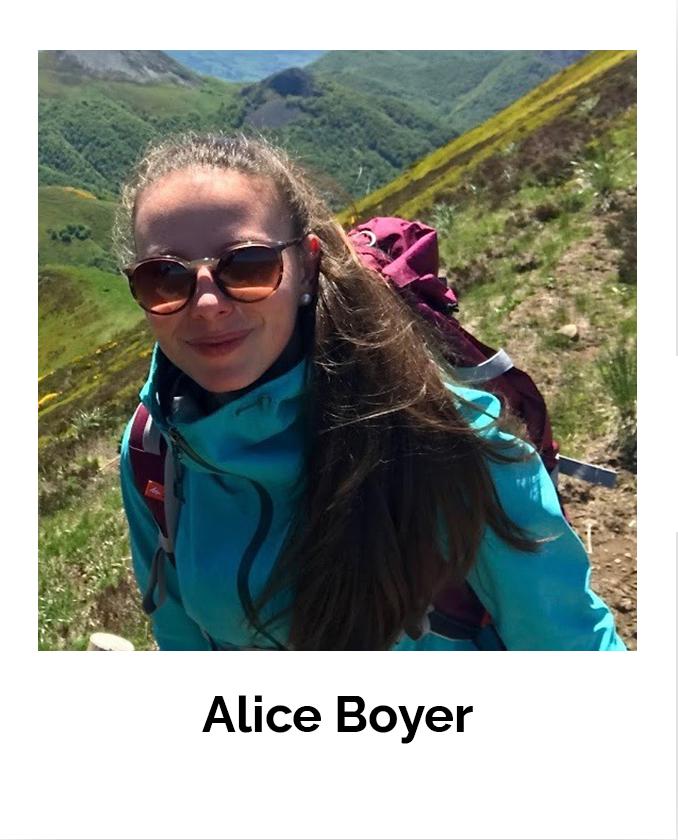 Portrait d'Alice Boyer, bénévole Coupe de France du Potager