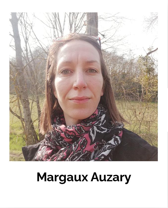 Portrait de Margaux Auzary, bénévole Coupe de France du Potager