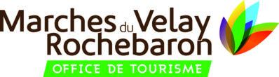 Logo de l'office du tourisme de Rochebaron