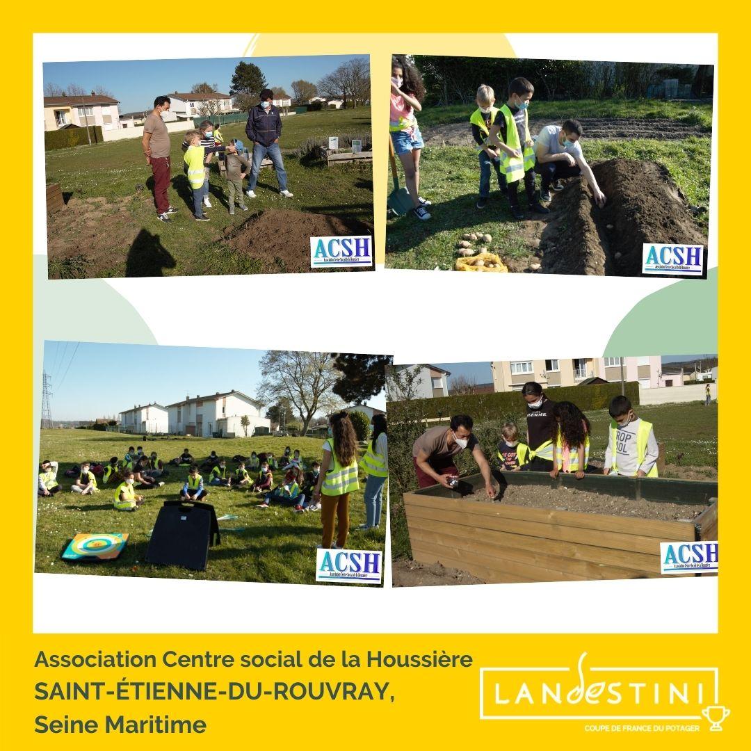 Coupe de France du potager Saint-Etienne-du-Rouvray