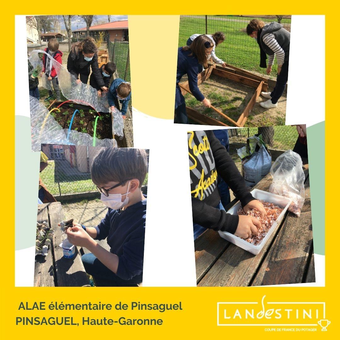 Coupe de Frace du potager St Pee sur Nivelle